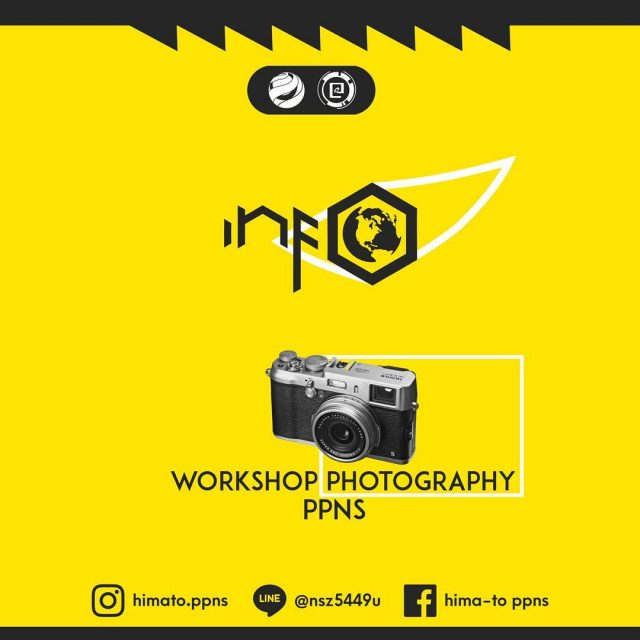 FOKSI Hallo Guys!!! Kini Hadir Workshop Photography PERFECT PICTURE FORhellip